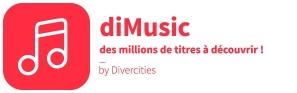 Kiosque Divercities diMusic bloc