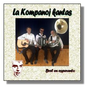 VKKD133-070 - La Kompanoj kantas Brel en esperanto